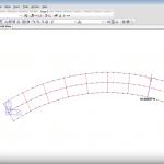 Steel Composite Curved Girder Bridge Design MIDAS