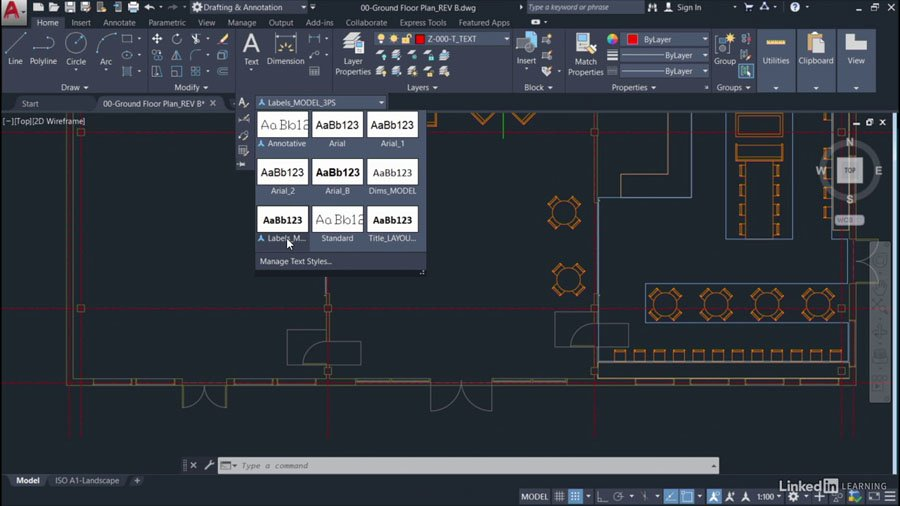 AutoCAD 2020 Essential Training