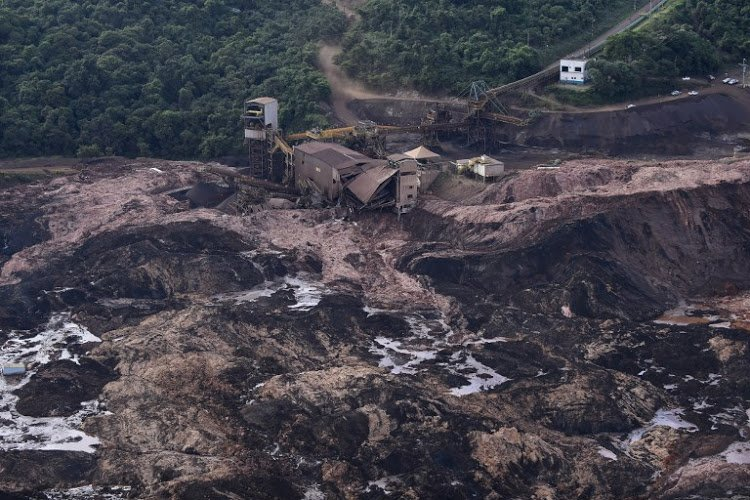 Dam at Brazil Mine Could Burst Soon, Officials Warn