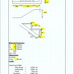 Staircase Design Spreadsheet