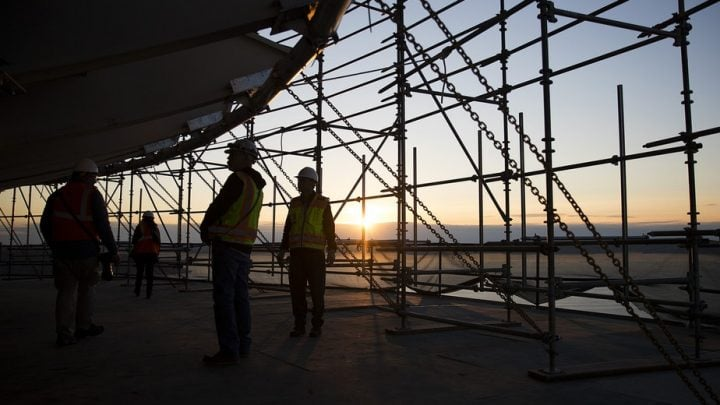 THE MAIN TYPES OF SCAFFOLDING IN BUILDING CONSTRUCTION