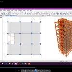 10 Storied Building Design in Etabs – (Part 04)