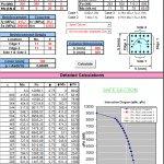 Short Column Analysis Spreadsheet