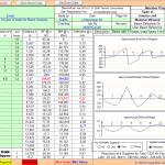 Beam Analysis Spreadsheet