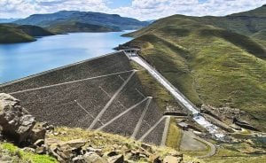 Mohale Dam_Lesotho