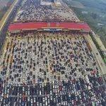 The truth about the 50 Lane Highway in China