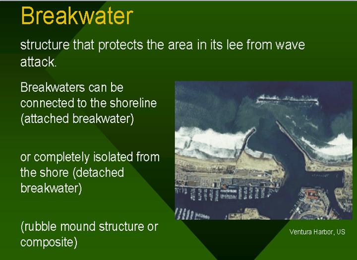 Breakwater Design Power Point Presentation