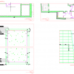 Cladding Details Autocad DWG File