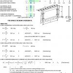 Guardrail Design Based on AISC-ASD and ACI 318-02 Spreadsheet