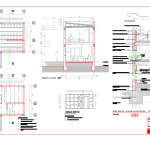 Mezzanine Constructive Details Free Autocad