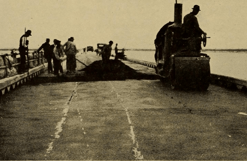 The long history of the paved highway
