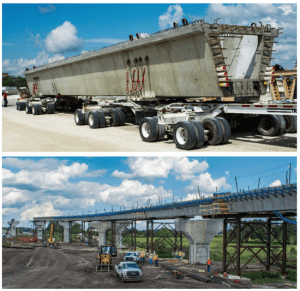 Boggy Creek Road interchange at State Road 417 and Orlando International Airport's