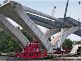 Woodrow Wilson Bridge replacement across the Potomac River near Washington, DC