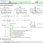 Development of Reinforcement Based on ACI 318-14 Spreadsheet