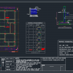 Typical details of foundation Autocad Free DWG