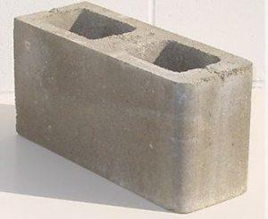 Bullnose Concrete Block