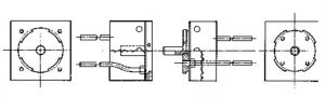 Hercules type of pile joint 1