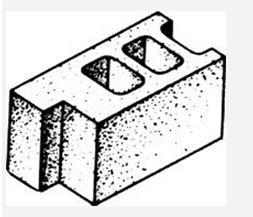 Jamb Concrete Blocks