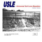 Universal Soil Loss Equation Spreadsheet