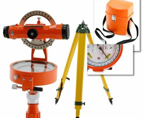What is Compass Surveying