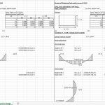 Design of Retaining and Tank Walls Spreadsheet