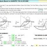 Slope Stability Analysis Spreadsheet