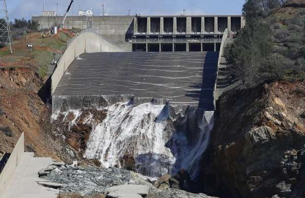 Spillway Function and Classification