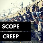 What is scope creep in project management?