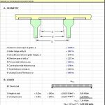 Design of Precast Plank Spreadsheet