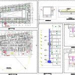 Hoist Tower Crane Details Autocad Drawing