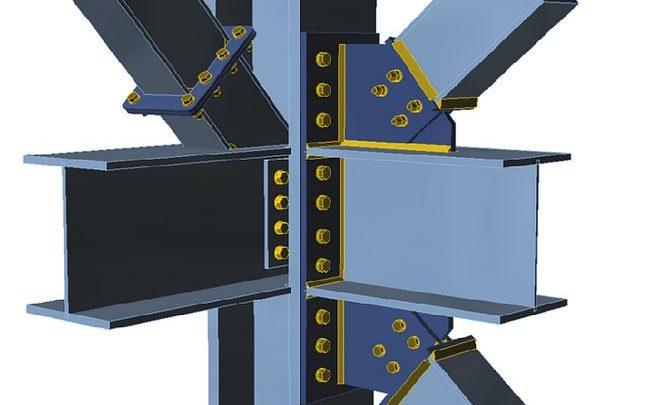 Steel Bridges Connecting Methods