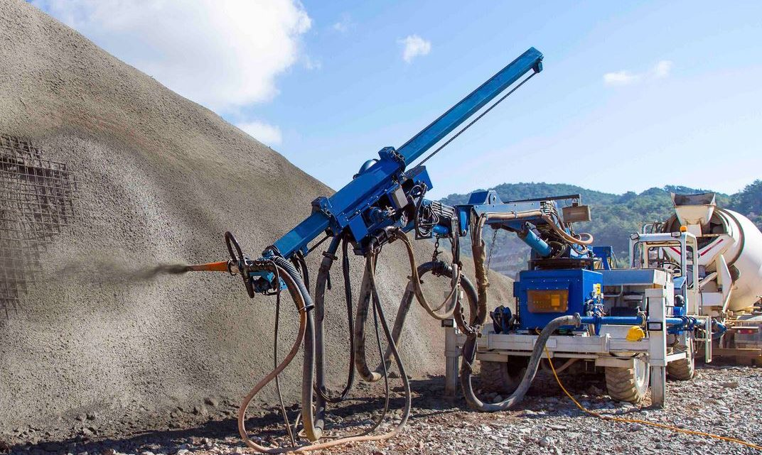 Types of Shotcrete and Applications