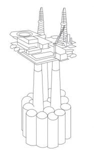 A gravity platform