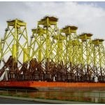 Offshore Wind Turbines Support Structures Types