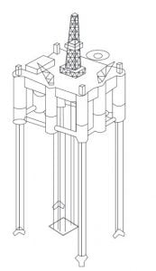 Tension leg platform