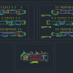 Willness Pavillon Details autocad Drawing