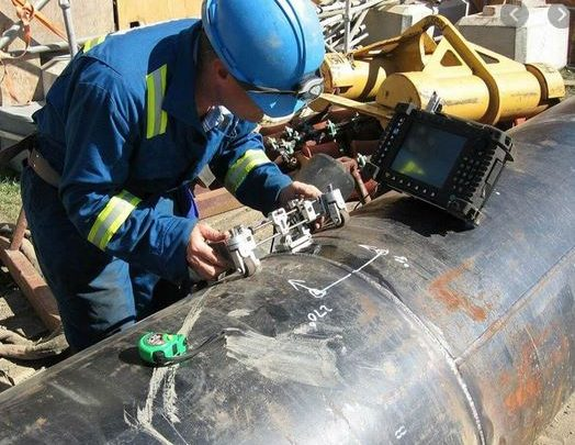 Plant Structure Corrosion Monitoring
