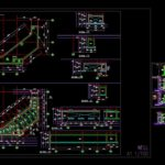Soak Well Base Slab Plan Autocad Free File