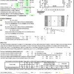 Wood Diaphragm Design Spreadsheet