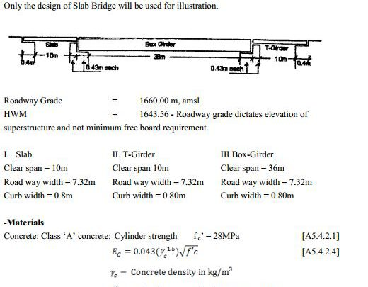 Example On Design Of Slab Bridge Free PDF