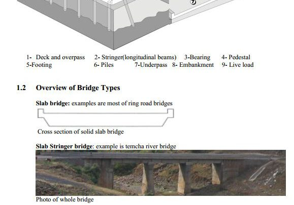 Fundamentals Of Bridge Design Free PDF Notes
