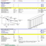 I shaped Plate Girder AISC LRFD Design Spreadsheet