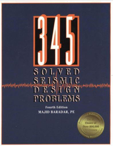 345 Solved Seismic Design Problems Free PDF