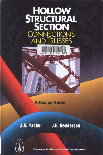 Hollow Structural Section – Connections And Trusses Free PDF
