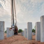 Large-displacement piles Advantages and Disadvantages