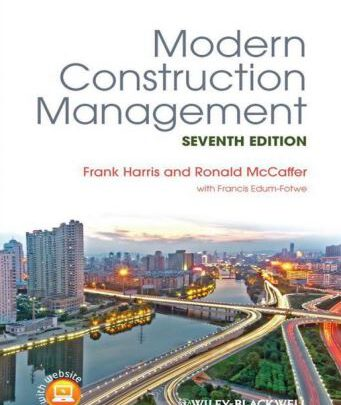 Modern Construction Management – Seventh Edition Free PDF