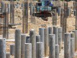 Precast Prestressed Spun Concrete Piles