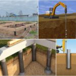 Pile Classification – The Four Types Of Piles