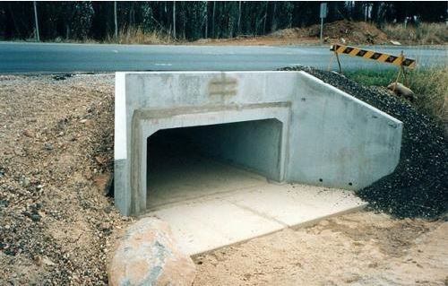 Standard Culvert and MEL Culvert Definition