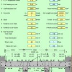 Design of T-Beam Roof Slab Spreadsheet
